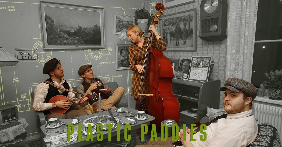 Plastic Paddies