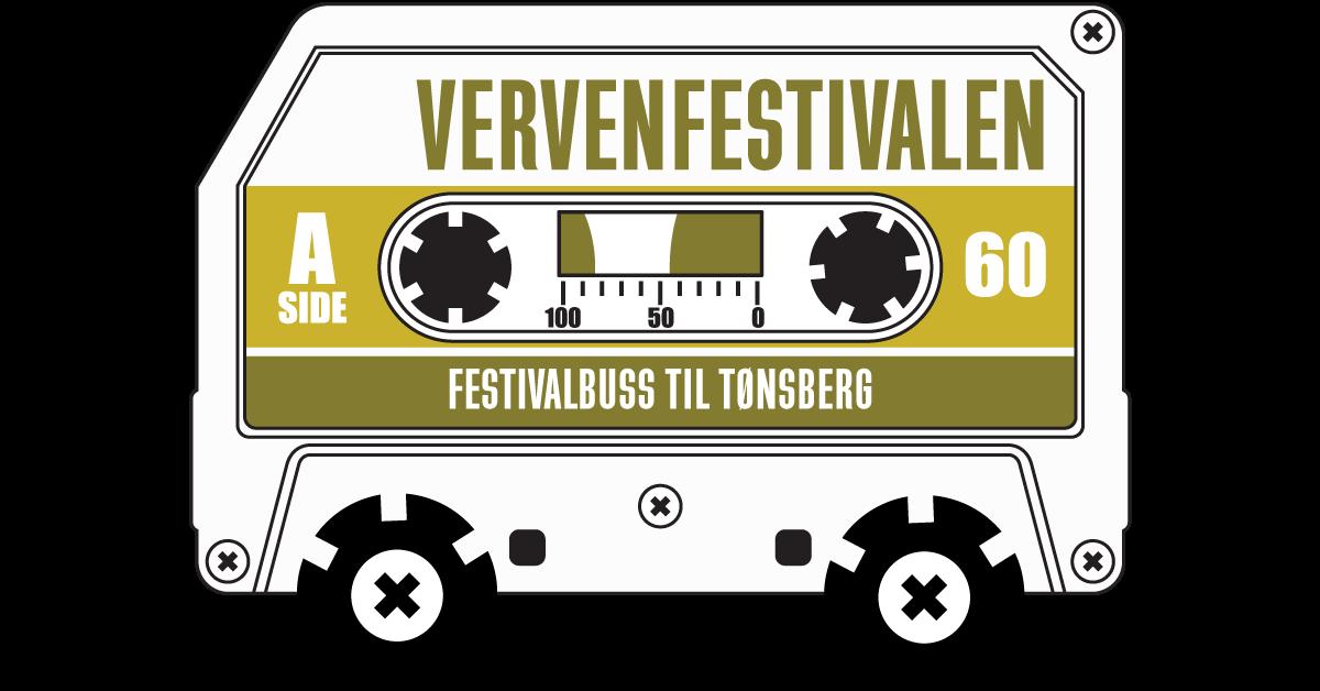 Ta festivalbuss hjem på fredag & lørdag