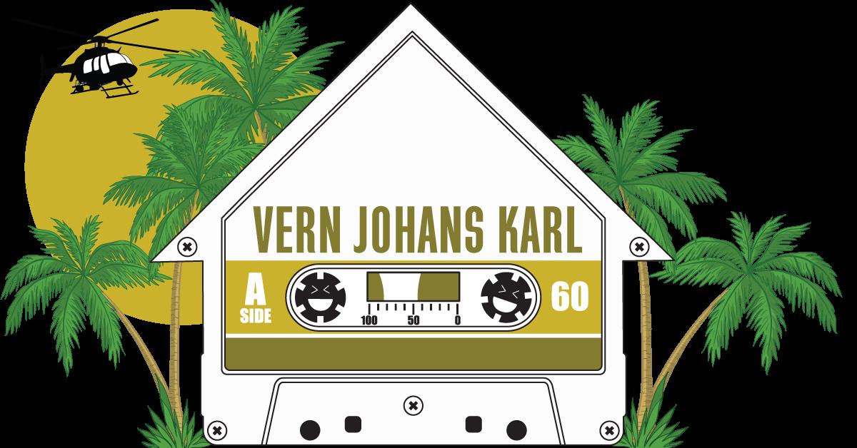 Vern Johans Karl – Standup på Møringastranda
