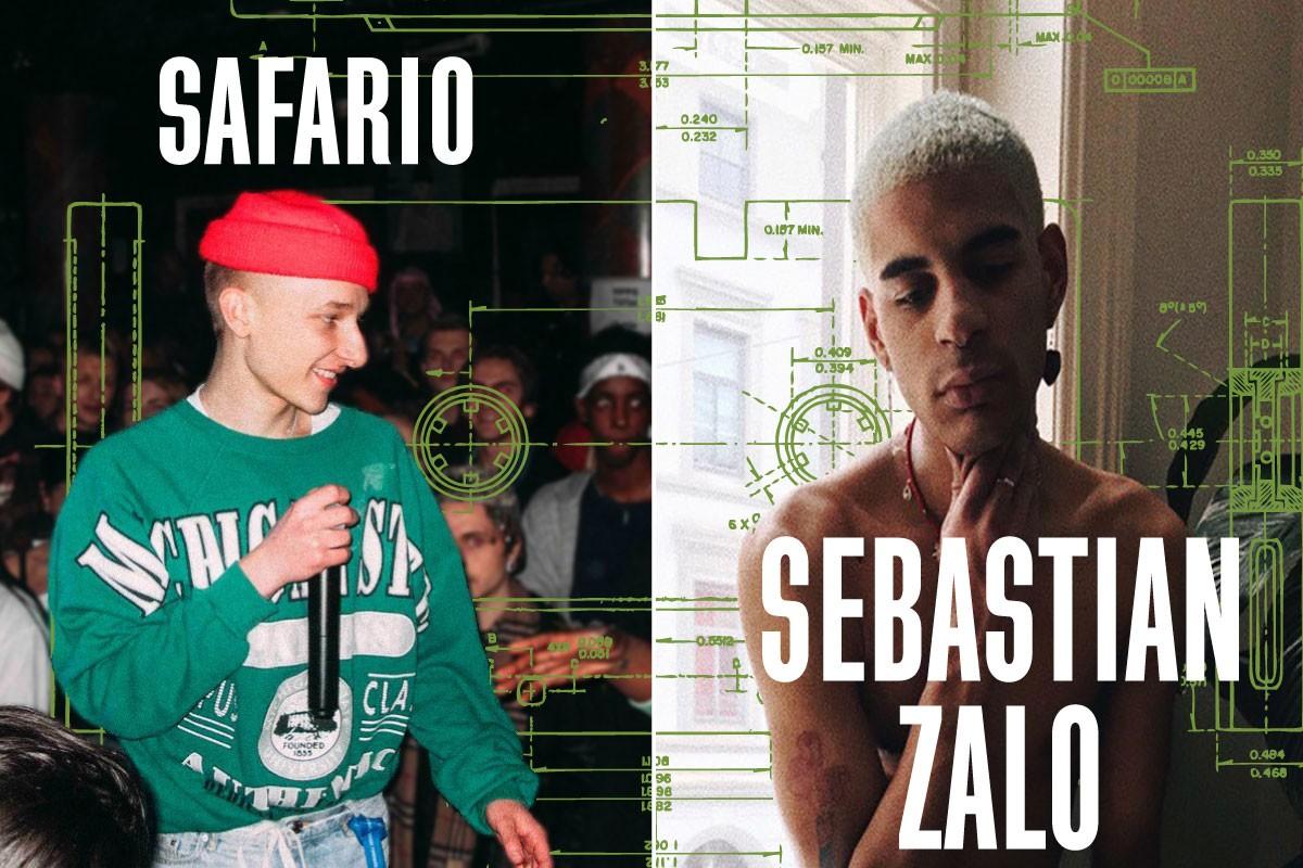 Sebastian Zalo & Safario